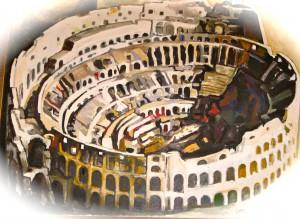 Colosseum, Guttuso