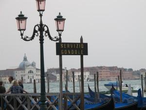 Gondole, Venice